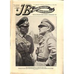 3529 ILLUSTRIERTER BEOBACHTER  No. 29-1935-July 18