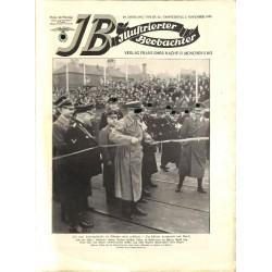 3545 ILLUSTRIERTER BEOBACHTER  No. 45-1935-November 7