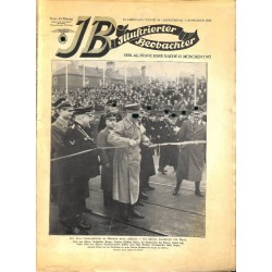 3595 ILLUSTRIERTER BEOBACHTER  No. 45-1935-November 7