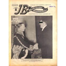 3706 ILLUSTRIERTER BEOBACHTER  No. 6-1937-February 11