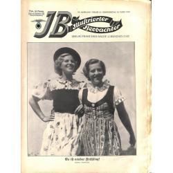 3711 ILLUSTRIERTER BEOBACHTER  No. 11-1937-March 18