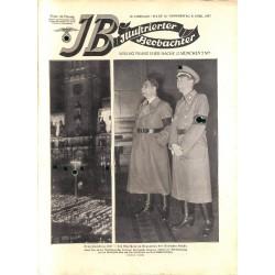 3714 ILLUSTRIERTER BEOBACHTER  Jews No. 14-1937-April 8