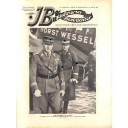3716 ILLUSTRIERTER BEOBACHTER  No. 16-1937-April 22