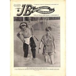 3735 ILLUSTRIERTER BEOBACHTER  No. 35-1937-September 2