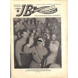 3746 ILLUSTRIERTER BEOBACHTER  No. 46-1937-November 18
