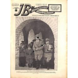 3748 ILLUSTRIERTER BEOBACHTER  No. 48-1937-December 2