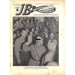 3753 ILLUSTRIERTER BEOBACHTER  No. 46-1937-November 18
