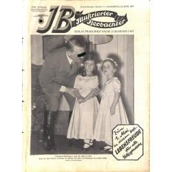 3769 ILLUSTRIERTER BEOBACHTER  INCOMPLETE No. 17-1937-April 29