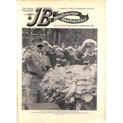 3777 ILLUSTRIERTER BEOBACHTER  No. 25-1937-June 24