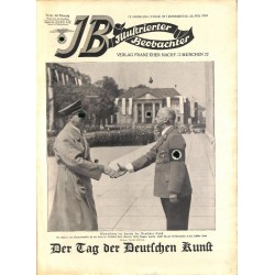 3781 ILLUSTRIERTER BEOBACHTER  No. 29-1937-July 22