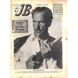 3925	 INCOMPLETE ILLUSTRIERTER BEOBACHTER 	 Jews No. 	25-1939	-	June 22