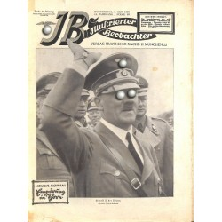 3940	 INCOMPLETE ILLUSTRIERTER BEOBACHTER 	 WWII No. 	40-1939	-	October 5