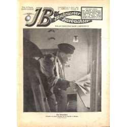 3953	 VARIANT COVER ILLUSTRIERTER BEOBACHTER 	 WWII No. 	38-1939	-	September 21