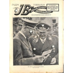 3955	 INCOMPLETE Jews ILLUSTRIERTER BEOBACHTER 	 WWII No. 	44-1939	-	November 2