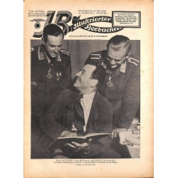 4030	 ILLUSTRIERTER BEOBACHTER 	 JEWS WWII No. 	30-1940	-	July 25