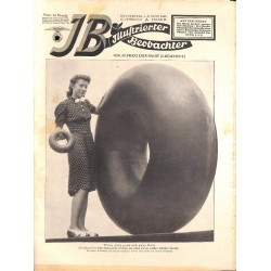 4031	 ILLUSTRIERTER BEOBACHTER 	 Jews WWII No. 	31-1940	-	August 1