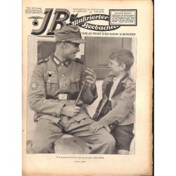 4033	 ILLUSTRIERTER BEOBACHTER 	 Jew WWII No. 	33-1940	-	August 15
