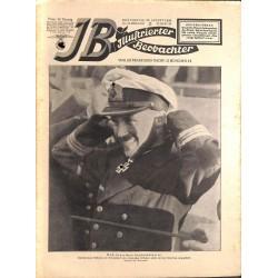 4035 ILLUSTRIERTER BEOBACHTER  WWII No. 35-1940-Agust 29