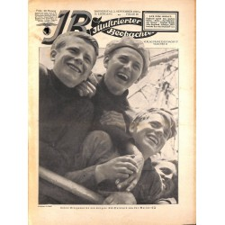 4036	 ILLUSTRIERTER BEOBACHTER 	 variant cover WWII No. 	36-1940	-	September 5