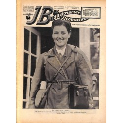 4037	 ILLUSTRIERTER BEOBACHTER 	 Jews WWII No. 	37-1940	-	September 12