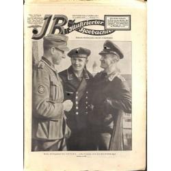 4114 ILLUSTRIERTER BEOBACHTER  WWII No. 14-1941-April 3