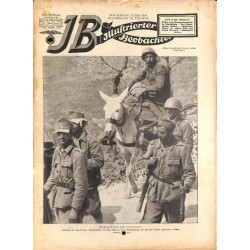 4121	 ILLUSTRIERTER BEOBACHTER 	 Waffen-SS Greece WWII No. 	21-1941	-	May 22