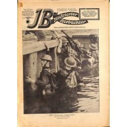 4122 ILLUSTRIERTER BEOBACHTER  Jew Albert Einstein, WWII No. 22-1941-May 29