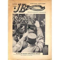 4462 ILLUSTRIERTER BEOBACHTER  Special Issue1933-Tag der Arbeit