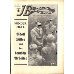 4464 ILLUSTRIERTER BEOBACHTER  Special Issue1935-Adolf Hitler und der deutsche Arbeiter