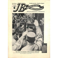 4470 ILLUSTRIERTER BEOBACHTER  Special Issue1933-Tag der Arbeit