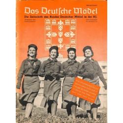 4583 DAS DEUTSCHE MÄDEL No. 2-1941 Februar BDM magazine The German Maiden/ Das Deutsche Mädel
