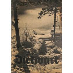 5744 DER DIETWART No.  21/ 3.yearFebruary 5 1938 content:Leibeserziehung als nordischer Kulturbestandteil, Das Reich