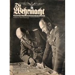 6706 No. 7-1939 - 29.März DIE WEHRMACHT