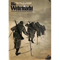 6800 INCOMPLETE - No. 2-1942 - 14.Januar DIE WEHRMACHT