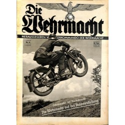 6823 No. 4-1939 - 15.Februar DIE WEHRMACHT