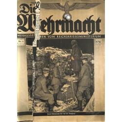6831 No. 4-1936 - 18.Dezember DIE WEHRMACHT