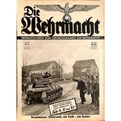 6833 No. 6-1938 - März DIE WEHRMACHT