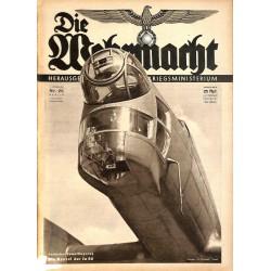 6860 No. 25-1937 - November DIE WEHRMACHT