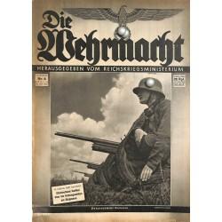 6861 No. 6-1937 - 22.Januar DIE WEHRMACHT