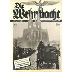 6871 No. 9-1937 - 5.März DIE WEHRMACHT