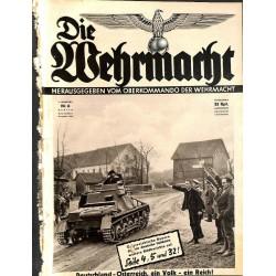 6883 No. 6-1938 - März DIE WEHRMACHT