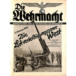 6909 No. 3-1939 - 1.Februar DIE WEHRMACHT