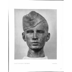 6025-WWII Arbeitsmann RADby Konrad Richterbust