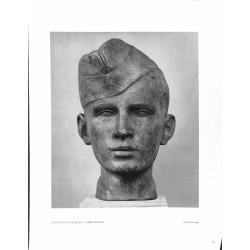 6050-WWII Arbeitsmann RADby Konrad Richterbust