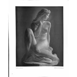 """6054-naked girl """"Abend""""by Robert Ullmannsculpture"""