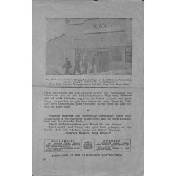 2797	 WWII leaflet Russia Eastern Front 	-	February 1942 No. 76 Was geht in Deutschland vor?		russian leaflet