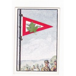 2354-Kommandoflagge eines Sturmbannes Nr. 42
