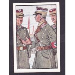2367-Briagdeführer im Mantel Nr. 55