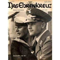 6621 No. 26-1936 DAS EHRENKREUZ - Illustrierte für Volk und Wehr -