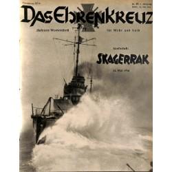 6626 No. 21-1936 DAS EHRENKREUZ - Illustrierte für Volk und Wehr -
